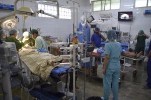 Bloc opératoire (Mandalay)